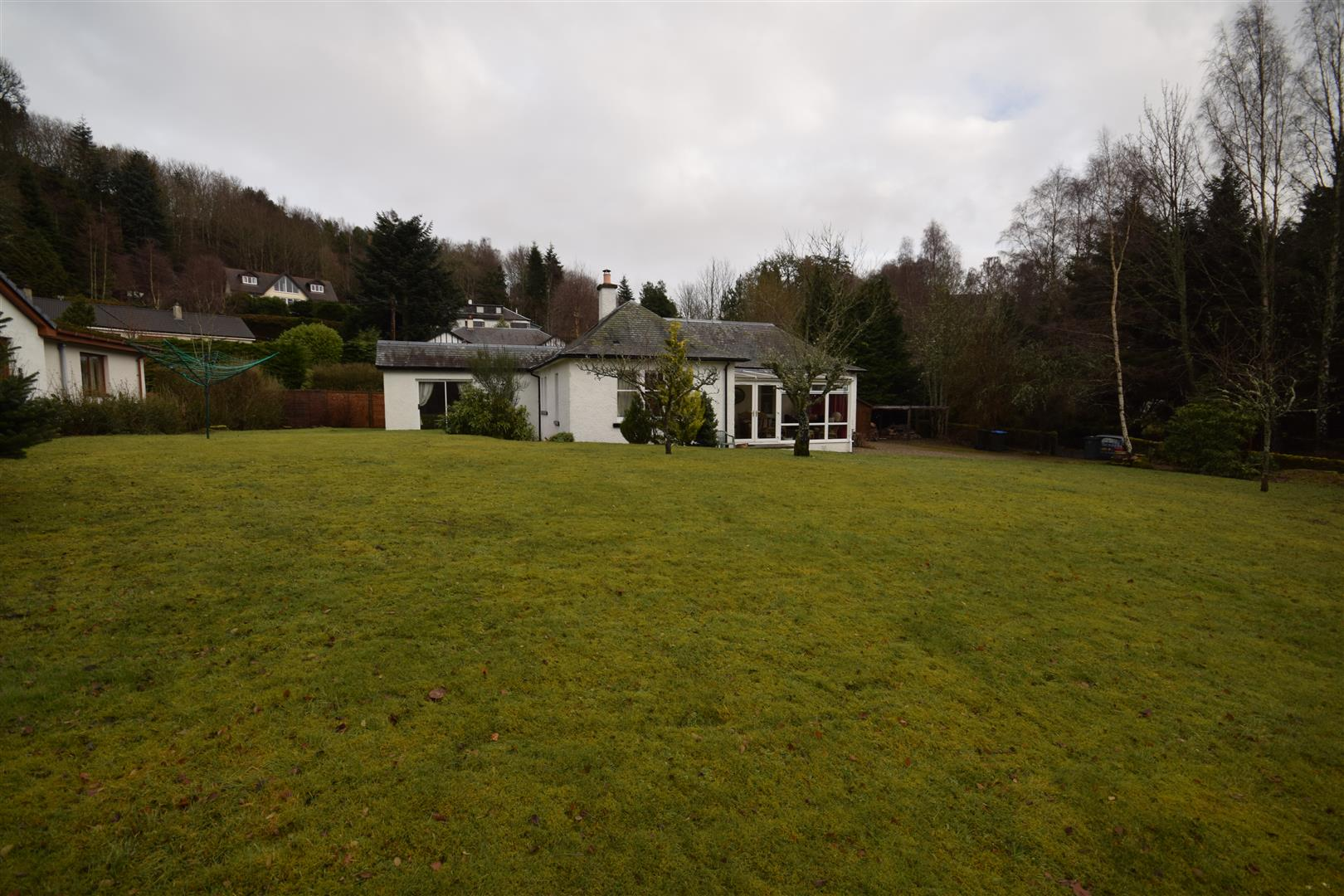 Stronvaar, Cuilc Brae, Pitlochry, Perthshire, PH16 5QS, UK